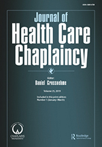 Journal of  Health Care Chaplaincy